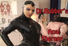 Anal Therapy By Dr.Rubber